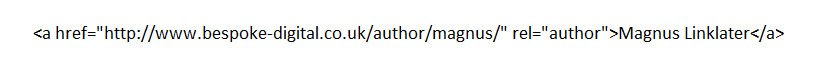 Authors Bio Page Link