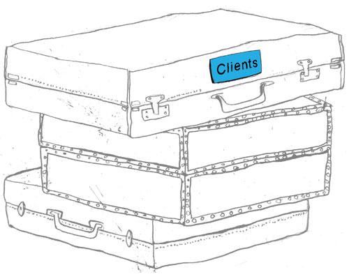 The value of client case studies