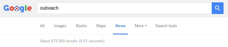 Google's vertical search functions