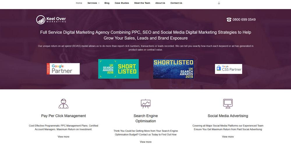 SEO Training: Digital Marketing Agency